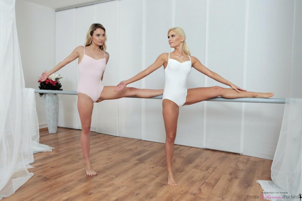 Dancer pussy ballet